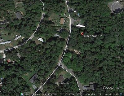 Millville Residential Lots & Land For Sale: 7466 Keron Dr