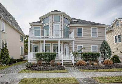 Margate NJ Single Family Home Sold: $1,100,000