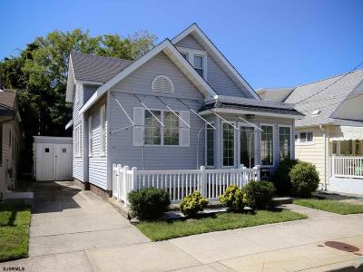 Margate NJ Single Family Home Sold Co Op By Member: $425,000