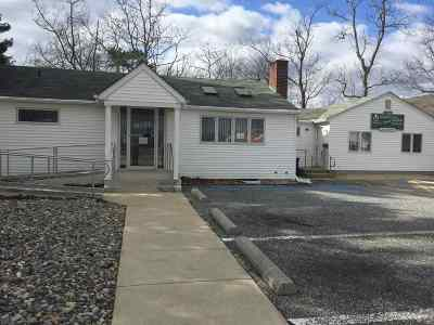 Millville Commercial For Sale: 1306 High Street