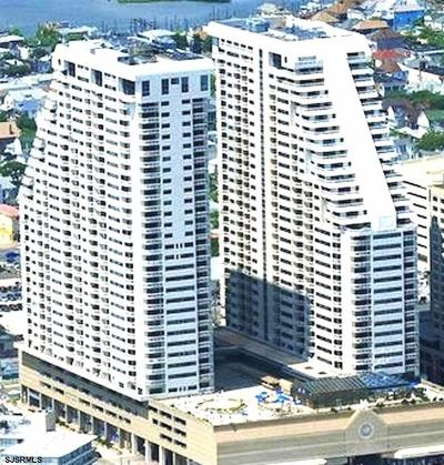 Condo/Townhouse Sold: 3101 Boardwalk #2601-2 #2601-2