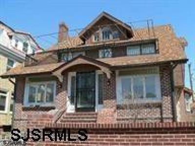 Atlantic City, Longport, Longport Borough, Margate, Ventnor, Ventnor Heights Rental For Rent: 107 S Cambridge