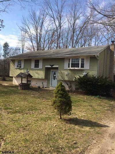 Franklinville Single Family Home For Sale: 2221 Coles Mill Rd