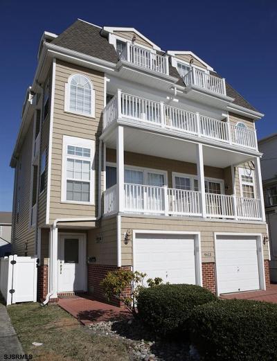 Atlantic City, Longport, Longport Borough, Margate, Ventnor, Ventnor Heights Rental For Rent: 9613 Ventnor