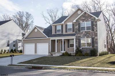 Millville Single Family Home Back On Market: 51 Tomasello Dr