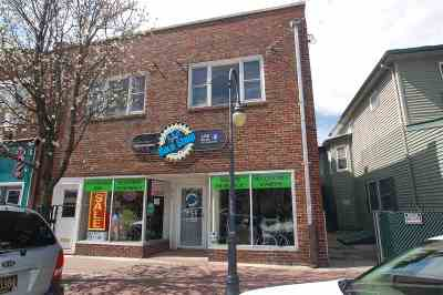 Millville Commercial For Sale: 416 N High