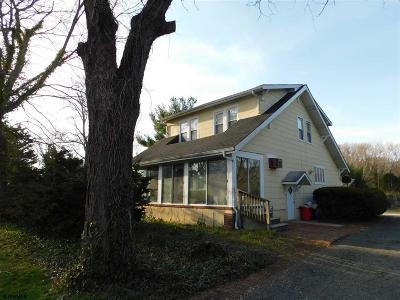 Vineland Single Family Home For Sale: 1296 Magnolia