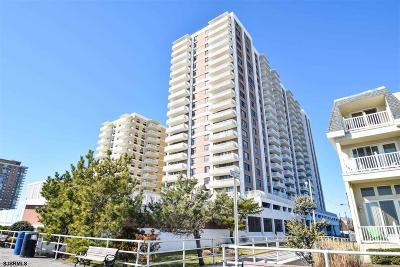 Atlantic City Condo/Townhouse For Sale: 100 S Berkley Square #9E