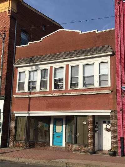 Millville Commercial For Sale: 208 N High