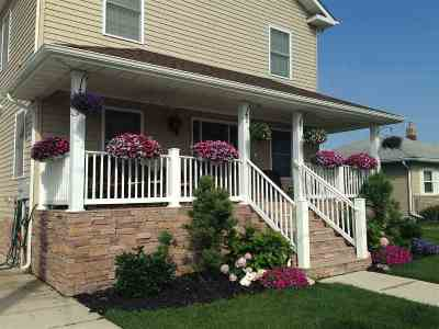 Ventnor Single Family Home For Sale: 506 N Cornwall