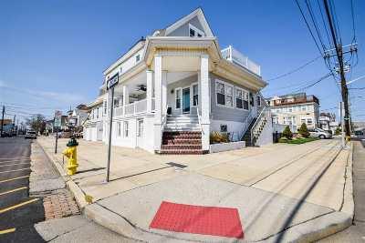 Atlantic City, Longport, Longport Borough, Margate, Ventnor, Ventnor Heights Rental For Rent: 5115 Atlantic