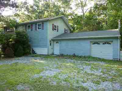 Millville Single Family Home For Sale: 6200 Battle