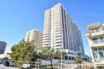 Atlantic City Condo/Townhouse For Sale: 100 S Berkley #15a