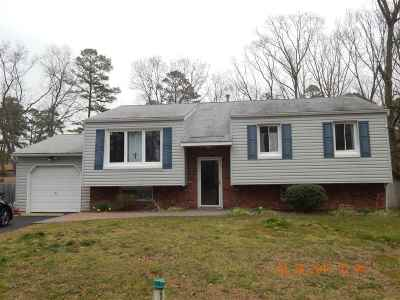 Buena Single Family Home For Sale: 504 Ridgewood