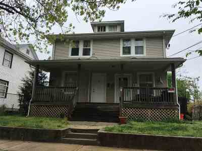 Vineland Multi Family Home Back On Market: 426 W Grape St