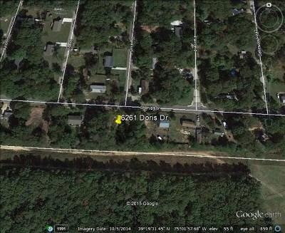 Millville Residential Lots & Land For Sale: 6261 Doris Dr