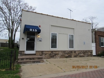 Millville Commercial For Sale: 215 Buck #1