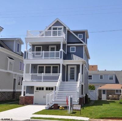 Longport Single Family Home For Sale: 2507 Atlantic Ave