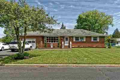 Vineland Single Family Home For Sale: 1286 Chimes