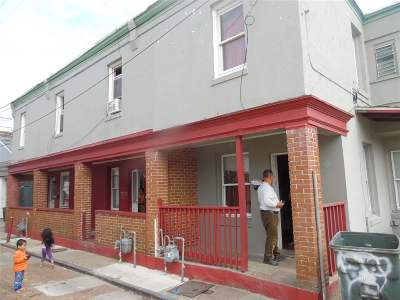 Atlantic City Single Family Home For Sale: 2402-02-06 Auburn Terrace