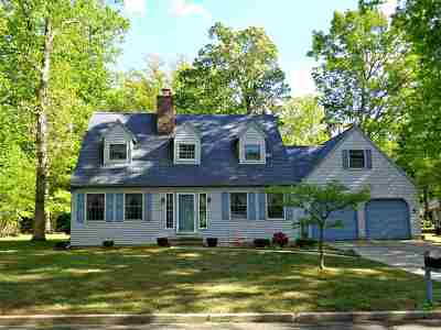 Newfield Single Family Home For Sale: 40 Sandy Drive