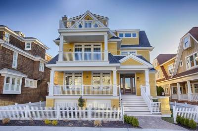 Longport Single Family Home For Sale: 112 S 15th