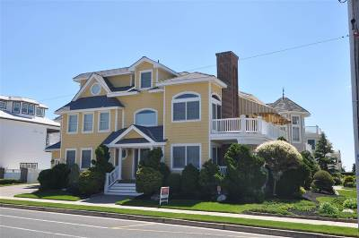 Longport Single Family Home For Sale: 101 S 28th