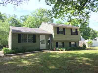 Franklinville Single Family Home For Sale: 124 Elmer Street