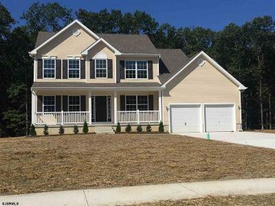 Newfield Single Family Home For Sale: 116 Nottingham