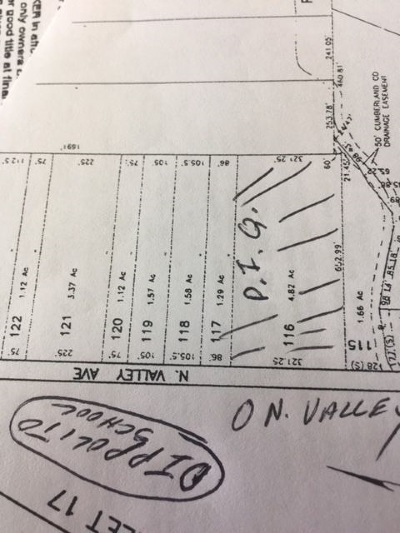 Vineland Residential Lots & Land For Sale: N Valley