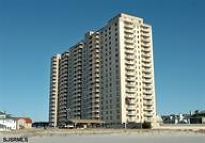 Ventnor NJ Condo/Townhouse Sold Co Op By Member: $145,000