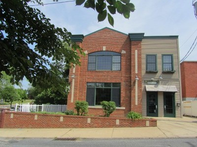 Millville Commercial For Sale: 66 Sassafras