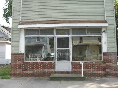Millville Commercial For Sale: 337 W Main