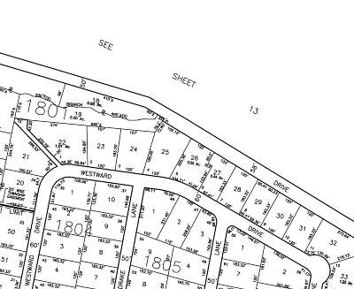 Upper Deerfield Township Residential Lots & Land For Sale: Westward Dr