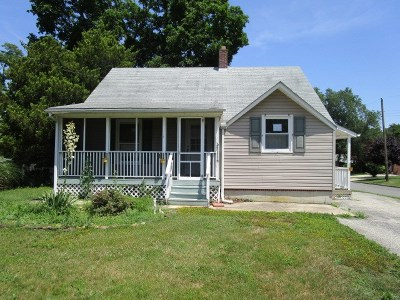 Newfield Single Family Home For Sale: 120 Helena