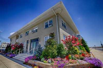 Longport Condo/Townhouse For Sale: 1600 Atlantic Ave #1 & 64