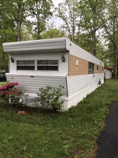 Pittsgrove Township Mobile/Manufactured For Sale: 3 Cher