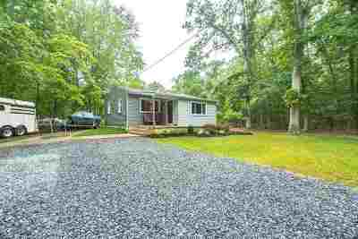 Franklinville Single Family Home For Sale: 939 Stanton