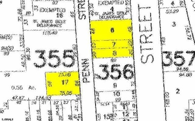 Millville Residential Lots & Land For Sale: 520-524 High