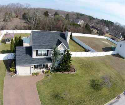 Millville Single Family Home For Sale: 7 Fox Cove Dr
