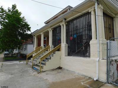Vineland Commercial For Sale: 406 S 6th