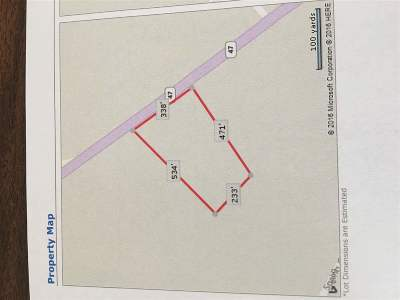Millville Residential Lots & Land For Sale: 3280 Rt. 47