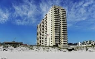 Ventnor Condo/Townhouse For Sale: 5000 Boardwalk #1206 #1206
