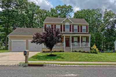 Millville Single Family Home For Sale: 41 Tomasello Dr