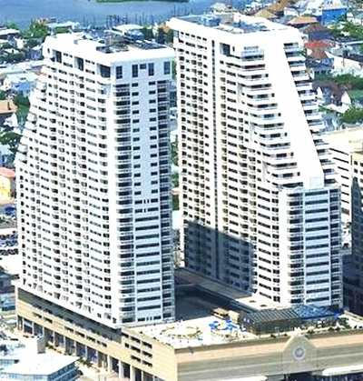Condo/Townhouse Sold: 3101 Boardwalk #2406-1 #2406-1