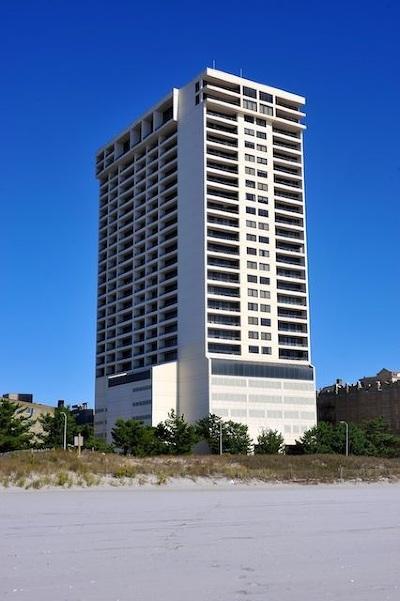 Atlantic City Condo/Townhouse For Sale: 3851 Boardwalk #2501