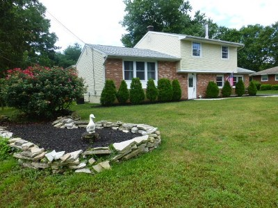 Vineland Single Family Home For Sale: 1869 Monarch Ln