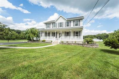 Franklinville Single Family Home For Sale: 4178 Tuckahoe Road