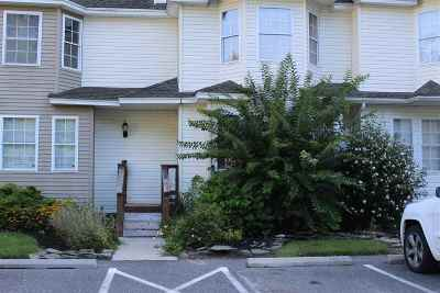 Egg Harbor Township, Northfield Condo/Townhouse For Sale: 36 Baldwin #36