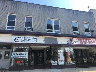 Vineland Commercial For Sale: 537 E Landis Ave Ave